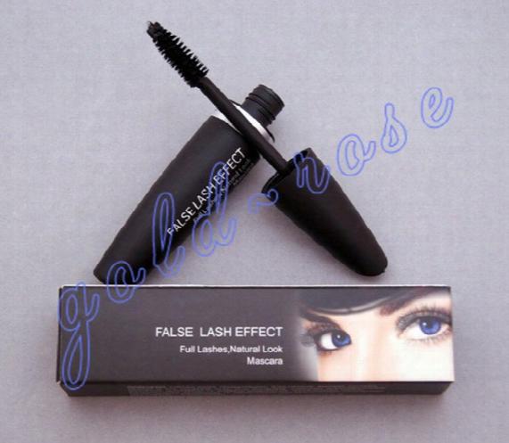 Hot Makeup Mascara False Lash Look Mascara Black Waterproof 13.1ml+gift