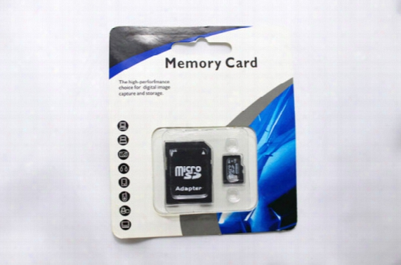 Hot New 32gb 64gb 128gb Microsd New Class 10 Micro Sd Gift Micro Tf Flash Memory Card