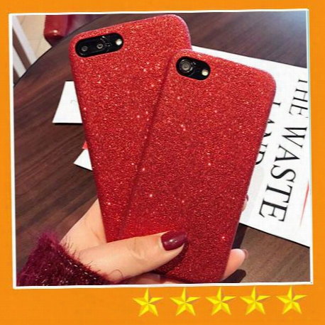 Luxury Bling Glitter Slim Soft Tpu Shiny Flash Powder Case Back Cover For Iphone 7 7 Plus 6 6s Plus