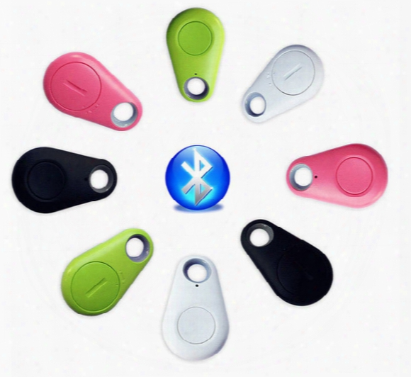 Mini Gps Tracker Bluetooth Key Finder Alarm 8g Two-way Itag Item Finder For Children,pets, Elderly,wallets,cars, Phone Retail Package