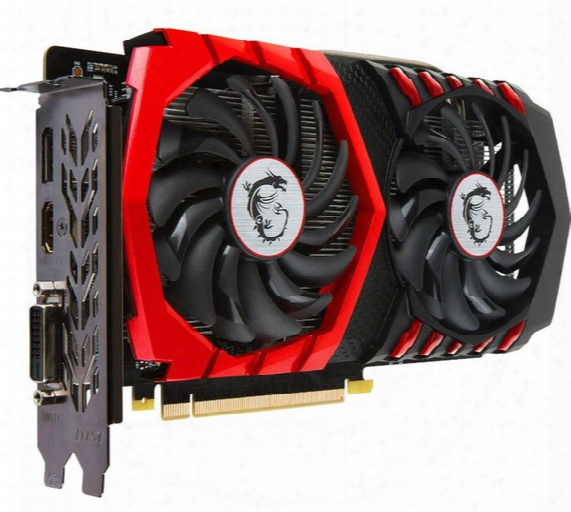 Msi Gtx 1050ti Gaming X 4g 128bit Gddr5 Pci-e 3.0 Nvidia Geforce Gtx 1050 Graphic Video Card Hdmi