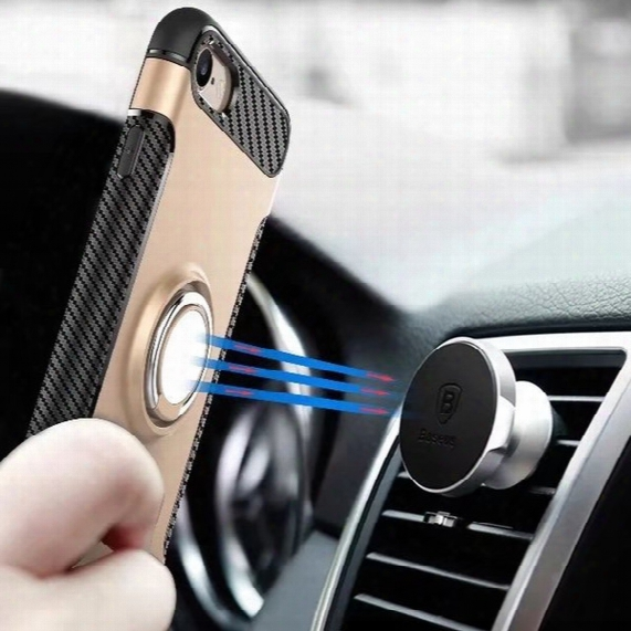 New Summer Stand Ring Case For Iphone7 Iphone 6s Car Holder Phone Case Tpu Silicone Cover For Iphone6s Plus 7plus