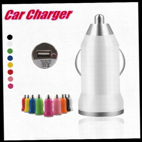 Samsung Charger 1000ma 5v Bullet Usb Mini Car Charger Universal Adapter For Sumsung Iphone 7 6 6s 5s Note 5 Htc Lg