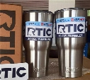 Fast Shipping RTIC Cups Tumbler Cups Car Cups Stainless Steel Sharp as YT Mugs 30oz 20oz Cooler Bilayer Insulation Water Bottles Mugs