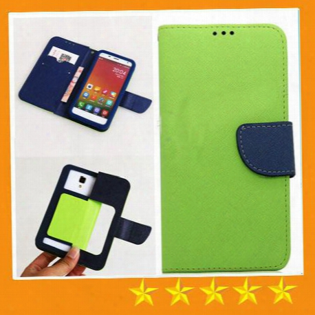 Universal Wallet Credit Card Pu Flip Leather Case For Iphone Samsung Htc Hauwei Xiaomi Lg 3.5 To 5.7inch