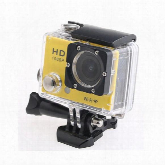 Upgraded Sj6000 Version Sj7000 Wifi Action Camera Helmet Sport Camera 170 Degee Lens 30m Waterproof Fhd 1080p Hdmi Car Dv Dvr