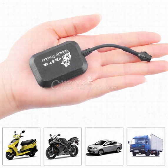 Mini Gps Gprs Gsm Tracker Sms Network Bike Car Motorcycle Monitor Gps Locator Low Price