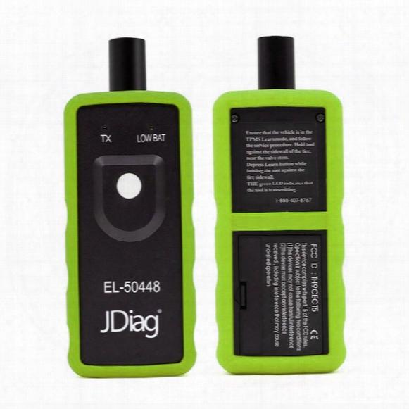 Original Jdiag El-50448 Tpms Activation Tool El50448 Tire Pressure Monition Sensor For Gm Series Vehicle New Arrival