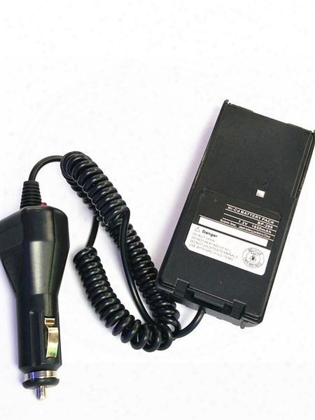 Wholesale- Oppxun Bp-209 Car Radio Battery Eliminator Adaptor For Icom Ic-v8/v82 A6 T3h F3gs F11 Radio Comunicador Yaesu Battery Charger