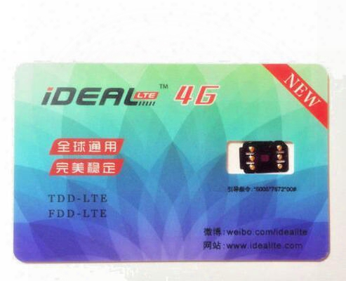 100% Original New Ideal Unlock Sim Card For Iphone 7 6s 6 Plus 5s 5 Lte Ios 10.3.2 10 R Gpp R-sim Rsim U Nerter Air 4g Sim Heicard Factory