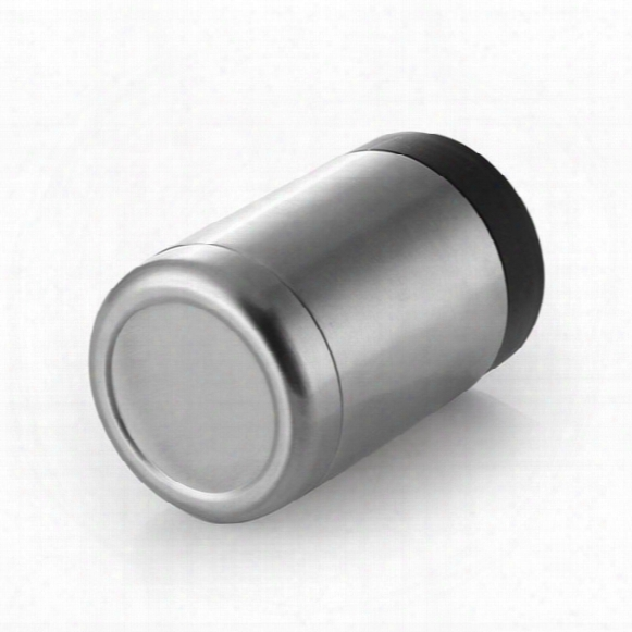10oz 12oz Tumbler Stainless Steel Bottle Insulated Vacuum Flask Cans Cold Cooler Cup Silver Thermoses Travel Car Cups