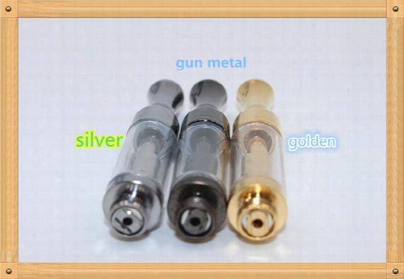 1.6mm Oil Hole 92a3 Cartomizer Wee D Vaporizer 510 Metal Tip Pen Cartridges Pyrex Glass Vape Tank Ceramic Coil Thick Oil Ce3 Atomizer