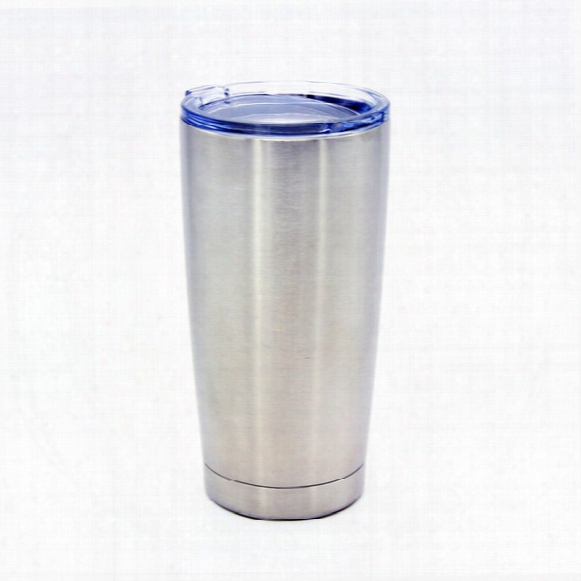 2017 20oz Stainless Steel Mugs Car Cups Double Wall Large Capacity Bilayer Vacuum Insulated Car Beer Cups Mugs