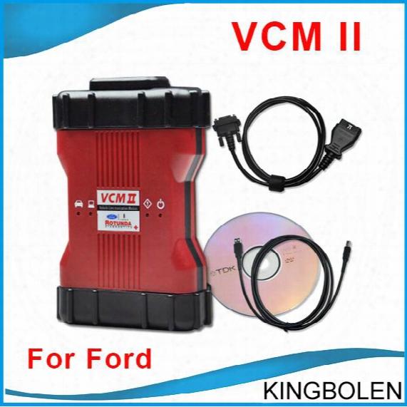 2017 New Arrial Ford Vcm Ii Ids V96 21 Languages Oem Level Diagnostic Tool Support 2014 For Ford&mazda Vehicles Obd2 Scanner Vcm2 Dhl Free