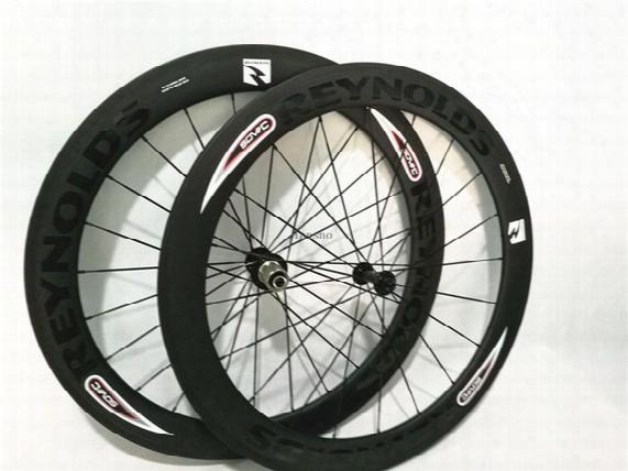 Carbon Fiber Road Bike Wheels 700c Clincher Wheelset 50mm Ud Matte 23 Width Dt 240s Hubs 1420 Spoke