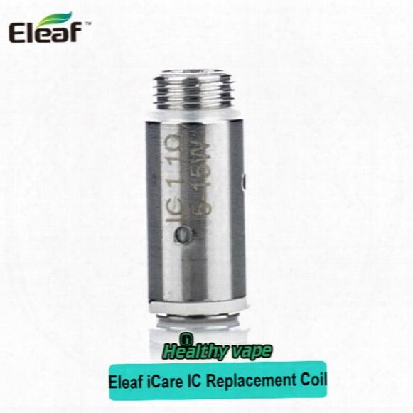 Original Ismoka Eleaf Ic Coil Head 1.1ohm Replacement Coils For Icare Kit Icare Mini Kits