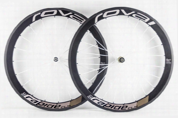 Super Light! Road Carbon Wheels 50mm Clincher Clincher Carbon Wheelset 50mm 700c Road Bike Full Carbon Fiber Road Bicycle Wheels