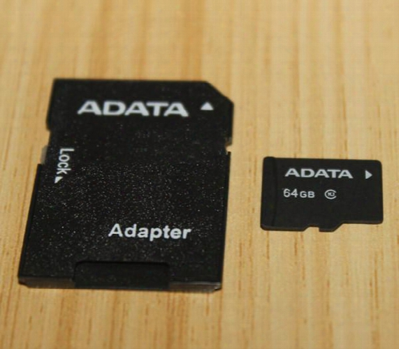 Adata 8gb 16gb 32gb 64gb Micro Sd Card Sdhc Sdxc Ush-1 Class10 Tf Card Micro Sd Card+ Sd Adapter With Retail Package Free Shipping