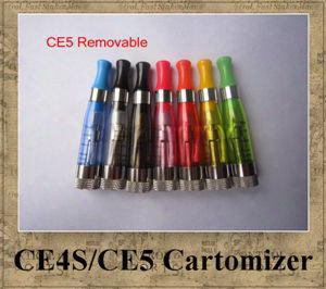 Ce4+ 1.6ml Atomizer Cartomizer For Electronic Cigarette Detachable Ego Ce4 Ego T,ego W Electronic Cigarette For Ce5 Ce6 Ce7 T2