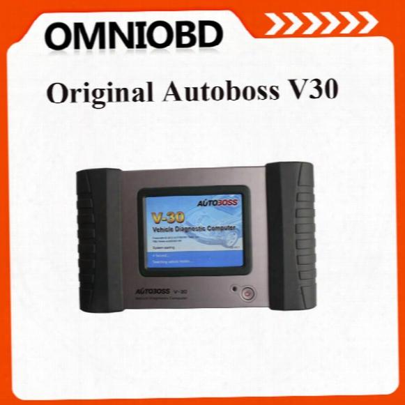 Hottest Selling High Quality Autoboss V30,spx Autoboss V30 Multidiaguage Auto Diagnostic Tool Dhl Free Shipping