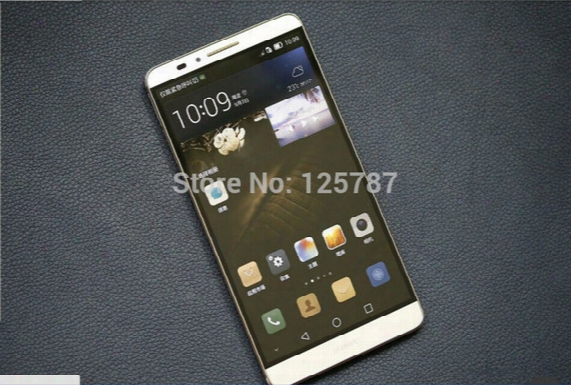 Original Huawei Mate 7 2gb Ram 16g Rom Android 4.4 Octa Core 4g Lte Mobile Phone Kirin 925 Size 6.0 Dual Sim Cards