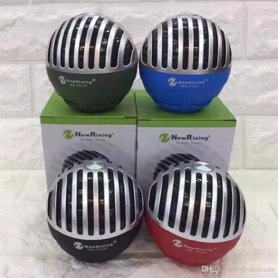 New Arrival Mini Bluetooth Wireless Speakers Portable Stereo Super Bass Subwoofers Support Tf Card Fm Handsfree Mic Speaker
