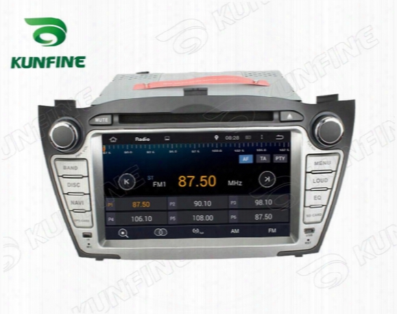 Quad Core 1024*600 Hd Screen Android 5.1 Car Dvd Gps Navigation Player For Hyundai Tucson / Ix35 2009-2012 Radio 3g/wifi