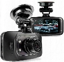 1080P 2.7inch LCD Car DVR Vehicle Camera Video Recorder Dash Cam G-sensor HDMI GS8000L Car recorder DVR Free shipping