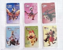 7 Kinds 95pcs/lot Customized Amiibo NFC TAG Cards Wholesale DHL Free Shipping