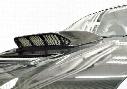 Carbon Fiber 04-05 Impreza GD GG WRX Sti Hood Bonnet Intake Vent Scoop