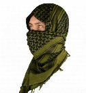 Mato & Hash Military Windproof Keffiyeh Scarf Ring Scarf Shemagh Head Warp Desert Scarves Neck Tactical 100% Cotton Wholesale DHL 214