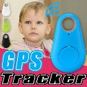 Mini Wireless GPS Tracker Phone Bluetooth 4.0 Alarm iTag Key Finder Voice Recording Device For Auto Car Pets Kids Motorcycle Tracker In Box