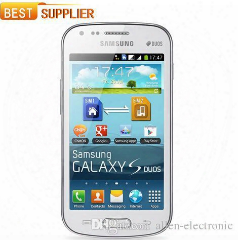 2016 Sale Direct Selling S7562 Original Samsung Galaxy S Duos S7562 Dual Sim Cards 4.0 Wifi Gps 5mp Camera Unlocked Cell Phone