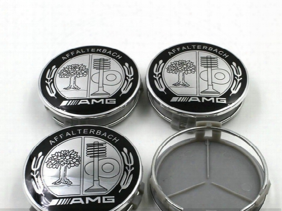 4pcs/lot 75mm For Be N Z Amg Afflterbach /gls/glc/gla/gl/glk/ml Auto Wheel Cover Car Wheel Emblem Label Car Wheel Hub Cap
