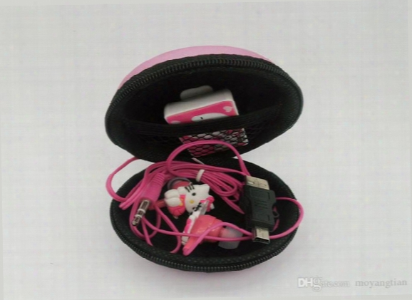 Children Gift Bag Coin Mini Music Player Clip Mp3 Players Support Tf Card With Hello Kitty +usb Hello Kitty Bag
