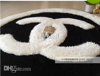Free Shipping 70cm*70cm Fashion Super Soft Carpet/modern Shaggy Rugs And Carpets For Home Living Room, For Kitchen