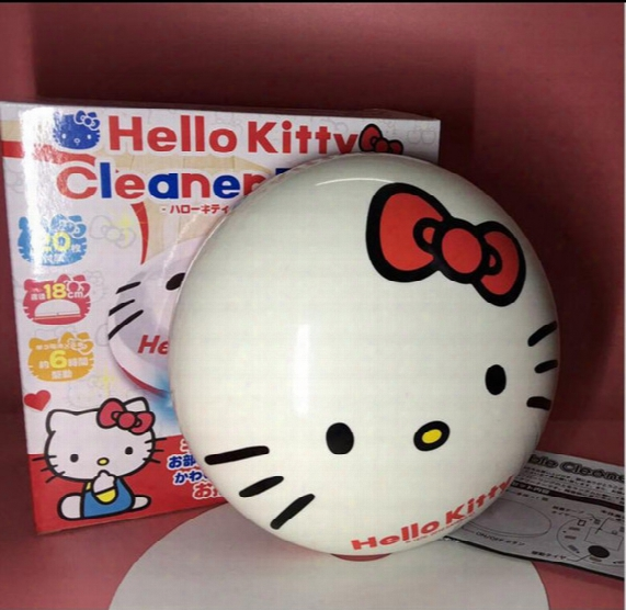 Hac Cleaning Cartoon Sweeping Robot Vacuum Cleaner Hello Kitty My Melody Pocket Wizard Ball Cleaning Vacuum Cleaner