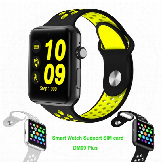 Lf07 Plus Sport Smart Watch Support Sim Card Mtk2502 Sync Notifier Bluetooth Smartwatch For Apple Iphone Android Phone