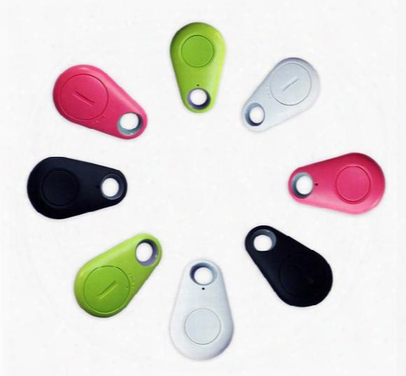 Wireless Smart Bluetooth 4.0 Anti Lost Alarm Bluetooth Tracker Key Finder Child Elderly Pet Phone Car Lost Reminde Gps