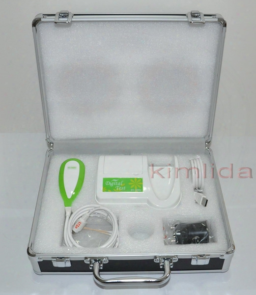 5.0mp Usb Pro Eye Iriscope Iridology Camera + Iris Analyzer Pro Software Iris Scanner Health Subhealth Care Test