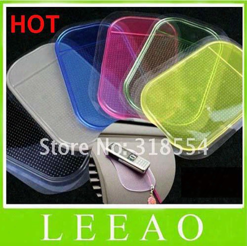 Best Price 1000pcs/lot # Powerful Silica Gel Magic Sticky Pad Anti-slip Mat For Phone Mp3 Mp4 Car