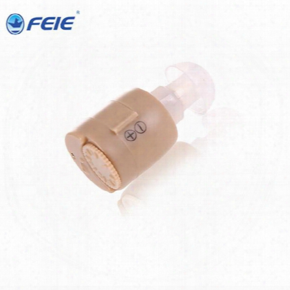 Feie Wholesale Micro Ear Hearing Aides For Hearing Disability People Pour Appareil Auditif Pas Cher S-211