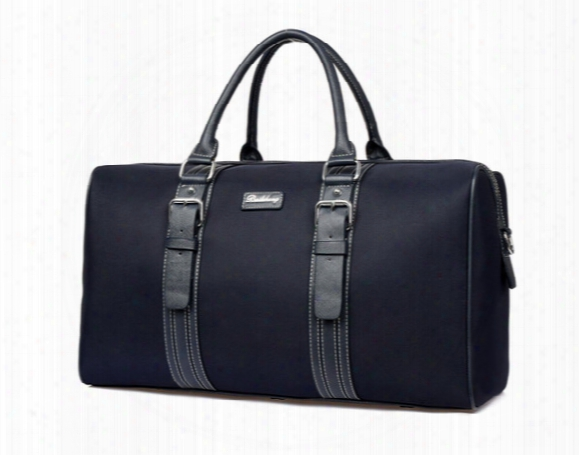 High-end Quality Large Capacity Fashion Style Men Duffel Bags Business Travel Bags Carry On Luggage Keepall Bag Weekend Holdall