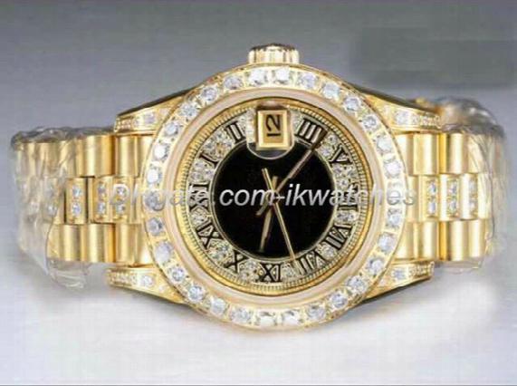 High Quality Aaa Watch New Fashion Luxury Designer Diamonds Watches Mechanical Automatic Wristwatch 099