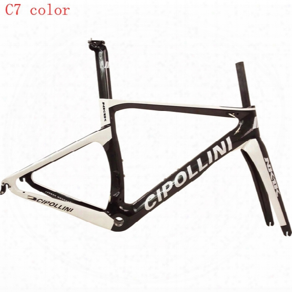 New T1000 3k Cipollini Nk1k New Carbon Bike Frame Road Cycling Bicycle Racing Frameset Taiwan Made Can Be Xdb Free Duty Shipping Fmconcept