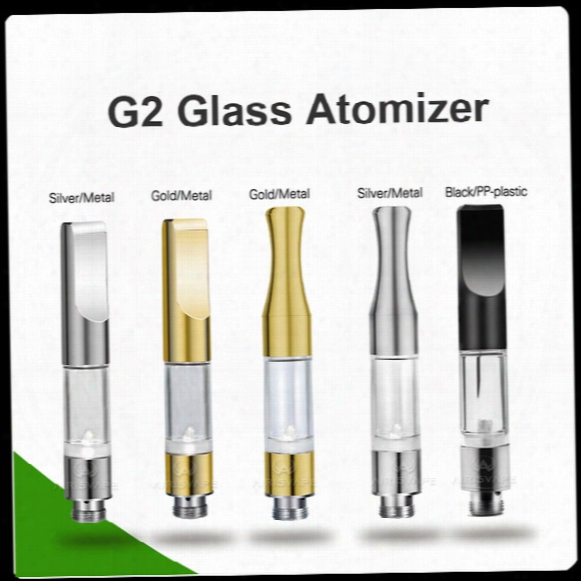 Original Airis G2 Atomizers Bud Touch Gold Silver 510 Thread 0.2ohm Cartridge Bud Atomizers 0.5 0.8 Ml