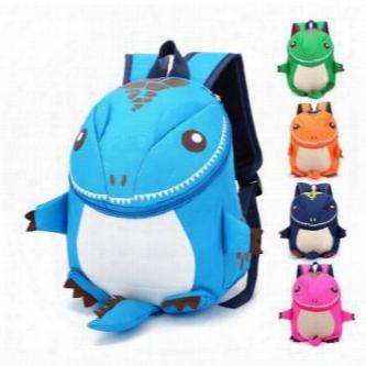 The Good Dinosaur Kids Backpack Cartoon Arlo Anti Lost Kindergarten Children Backpack School Bags Animals Dinosaurs Backpack Cca6729 50pcs
