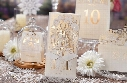 Customized Printing Laser Cut Hollow Wedding Invitations cards European Style 3D Castle Wedding Invitation Envelope Wedding Supplies Cards