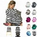 Multi-Use Stretchy Baby Nursing Breastfeeding Privacy Cover Multi-Use Stretchy Baby Nursing Breastfeeding Privacy Cover Scarf 3003195