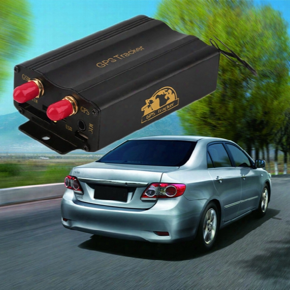 Tk103b Gps Tracker Control Portoguese Manual Quad Band Sd Card 103 Pc&web-based System